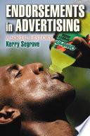 Endorsements in Advertising