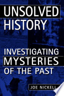 Unsolved History Pdf/ePub eBook