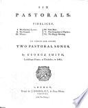 Six pastorals