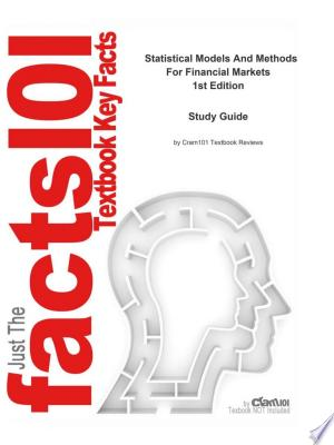 Statistical Models And Methods For Financial Markets - ISBN:9781467249287