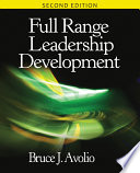 Full Range Leadership Development book