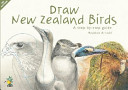 Draw New Zealand Birds