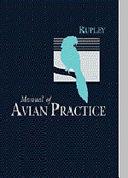 Manual of Avian Practice