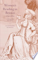 Women s Reading in Britain  1750 1835
