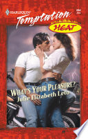 What s Your Pleasure  Mills   Boon Temptation