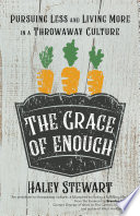 Book The Grace of Enough