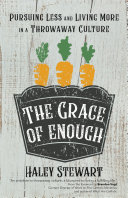 download ebook the grace of enough pdf epub