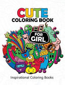 Cute Coloring Books for Girls