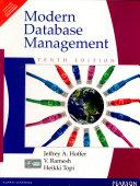 Modern Database Management, 10/e