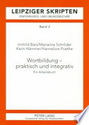 Wortbildung   praktisch und integrativ
