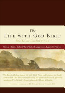 Life with God Bible NRSV  The  Compact  Ital Leath  Burgundy