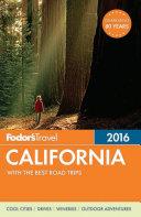 Fodor s California 2016