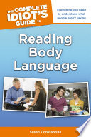 The Complete Idiot S Guide To Reading Body Language