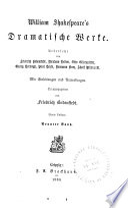 Romeo Und Julia Cymbelin Timon Von Athen Coriolanus