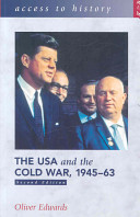 The USA and the Cold War  1945 63