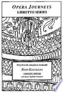 Mozart S Don Giovanni