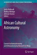 download ebook african cultural astronomy pdf epub