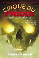 Cirque Du Freak 5 Trials Of Death book