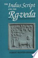 The Indus Script and the    g Veda