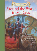 Around The World In 80 Days : he tries to win a...