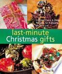 Ebook Last Minute Christmas Gifts Epub Carol Taylor Apps Read Mobile