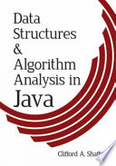 Data Structures Algorithm Analysis In Java