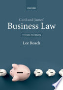 Card   James  Business Law