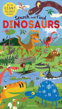 Search and Find  Dinosaurs