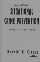 Situational Crime Prevention