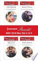 Harlequin Presents May 2018 Box Set 2 Of 2
