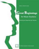 Great beginnings for music teachers