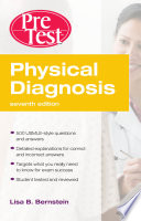 Physical Diagnosis PreTest Self Assessment and Review  Seventh Edition