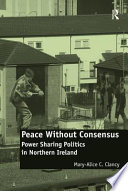 Peace Without Consensus