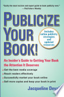 Publicize Your Book (Updated)