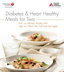 Diabetes   Heart Healthy Meals for Two