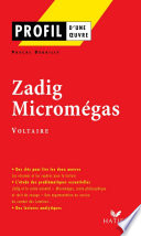 Profil   Voltaire   Zadig   Microm  gas