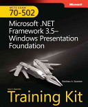 MCTS Self-paced Training Kit (Exam 70-502)