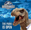 The Park is Open  Jurassic World