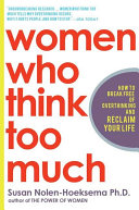 download ebook women who think too much pdf epub