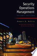 Security Operations Management book