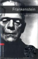 Oxford Bookworms Library Stage 3 Frankenstein Audio Cd Pack book