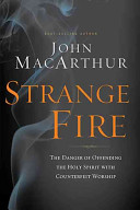 Strange Fire Book Cover