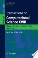 Transactions on Computational Science XVIII