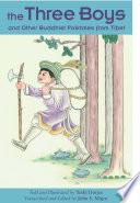 The Three Boys book