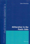Alliteration in the Poetic Edda