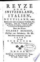 Reyze Door Switzerland Italien Duytsland