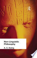 Non linguistic Philosophy