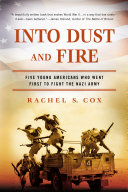 Into Dust and Fire