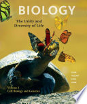 Volume 1 - Cell Biology and Genetics