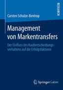 Management von Markentransfers